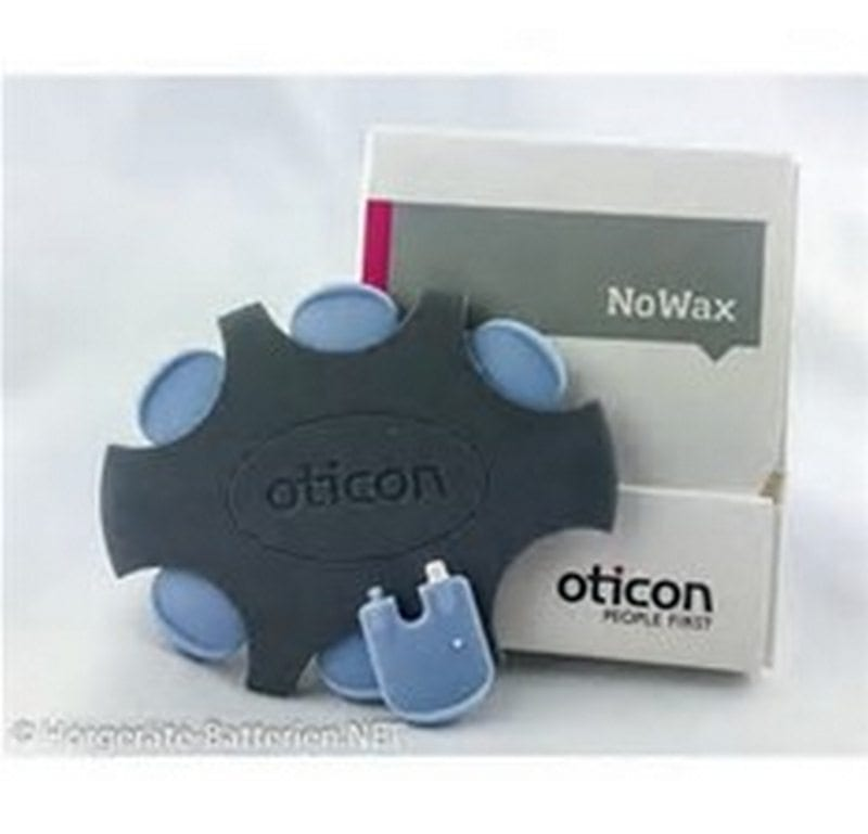 Oticon Nowax Wax Guards The Hearing Centre