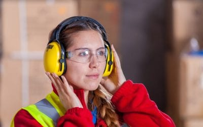 How to tell when hearing protection is required